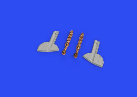 Spitfire Mk.Va/b undercarriage legs BRONZE 1/48  - 3