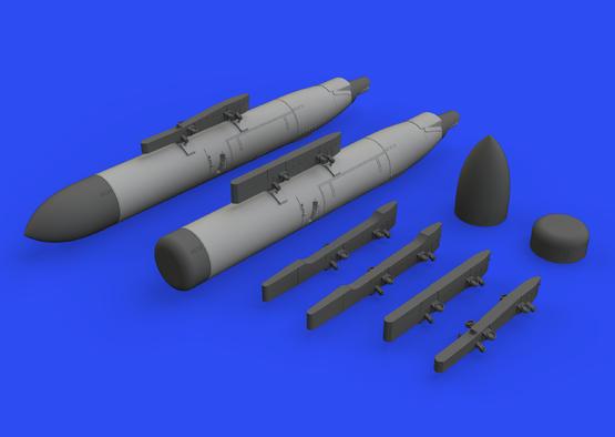 SUU-23 gun pod 1/48  - 3