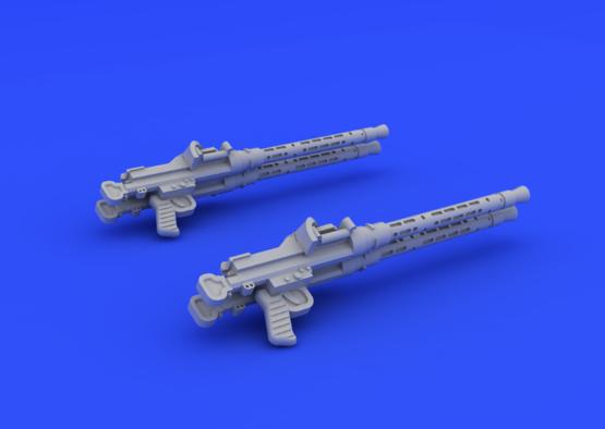 MG 81Z gun 1/72  - 3