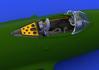 MiG-15 cockpit 1/72 - 3/7