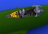 MiG-15bis cockpit 1/72 - 3/7