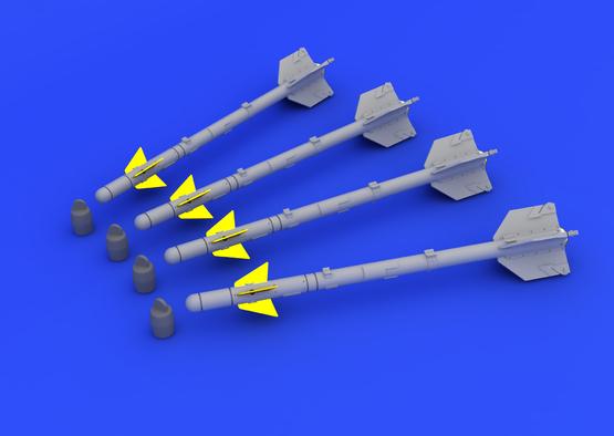 AIM-9B Sidewinder 1/72  - 3