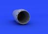 F-16CJ Block 50 exhaust nozzle 1/72 - 3/6