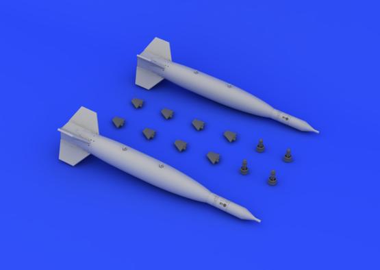 GBU-10 Paveway I 1/72  - 3