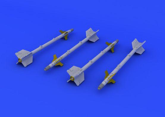 AIM-9J Sidewinder 1/72  - 3