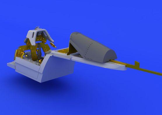 Fw 190A-8 cockpit 1/72  - 3