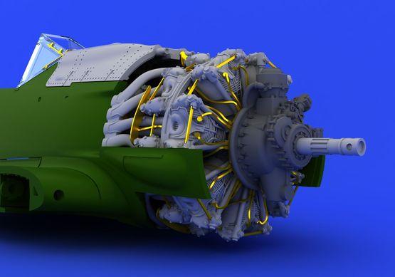 Fw 190A-8 engine 1/72  - 3