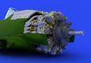 Двигатель Fw 190A-8 1/72 - 3/6