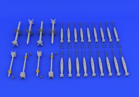 F-4 armament 1/72  - 3
