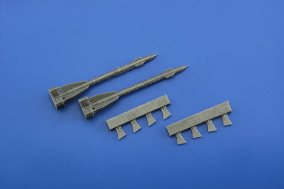 MiG-29A weapons set 1/72  - 3