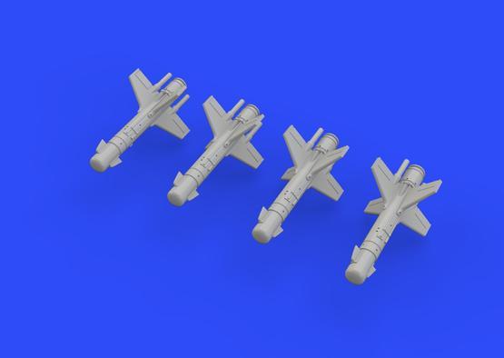 Falanga 9M17P rakety 1/72  - 3