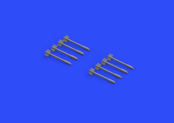 FFAR rockets 1/72  - 3