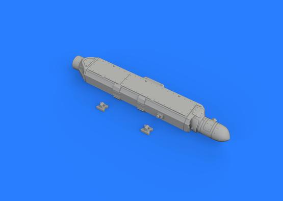AN/ALQ-131 (shallow) ECM pod 1/72  - 3