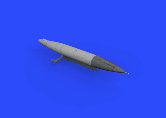 SPS-141 ECM pod for MiG-21 1/72  - 3