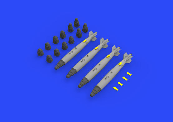 GBU-38 без термозащиты 1/72  - 3
