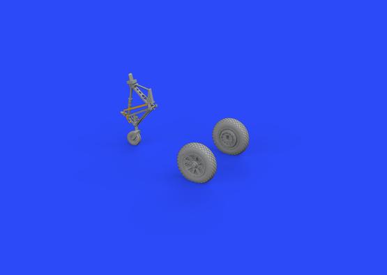 F4U wheels 1/72  - 3