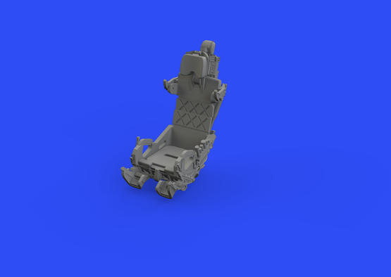 MiG-21PF ejection seat 1/72  - 3