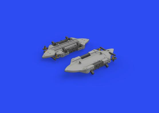 BRU-57A rack 1/72  - 3