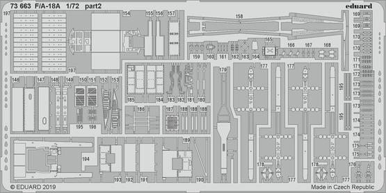 F/A-18A 1/72  - 3