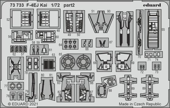F-4EJ Kai 1/72  - 3