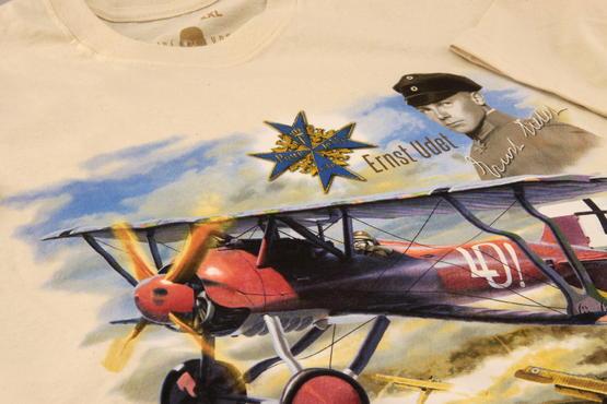 SSW D.III + T-shirt (XXL) 1/48  - 3