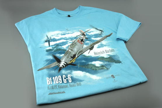 Bf 109G-6 +T-Shirt L 1/48  - 3