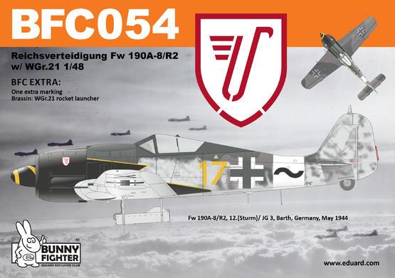 Reichsverteidigung Fw 190A-8/R2 w/ WGr.21 1/48  - 3