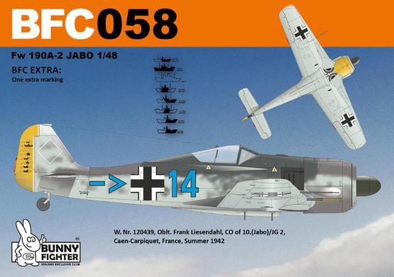 Fw 190A-2 JABO 1/48  - 3