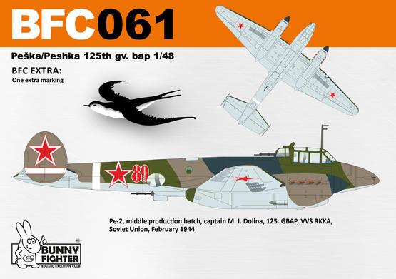 Peshka 125th gv. bap 1/48  - 3