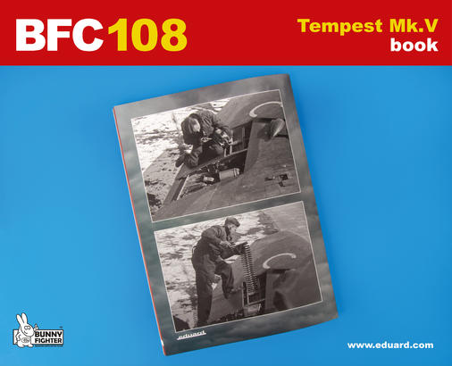 Tempest Mk.V - book  - 3