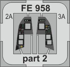 Rafale C interior 1/48  - 3