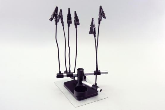 Mr.Almighty Clip II - стойка с зажимами  - 3