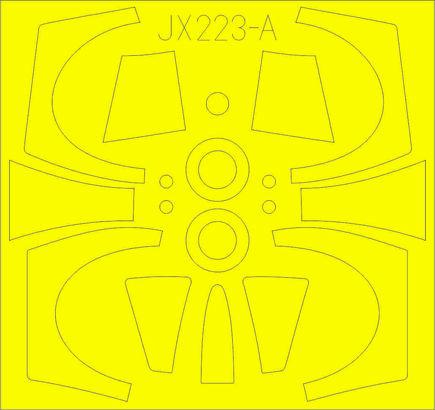 TF-104G TFace 1/32  - 3