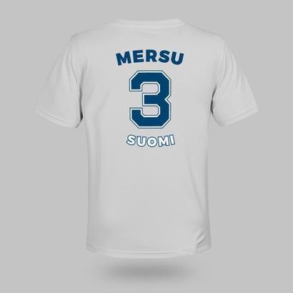 MERSU T-shirt (XXXL)  - 3
