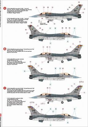 F-16CJ 1/32  - 3