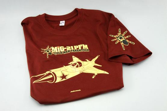 T-shirt MiG-21PFM (XXL)  - 3
