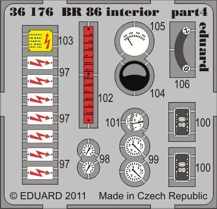 BR 86 interior 1/35  - 4
