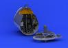 F4U-1 クックピット 1/32 - 4/7