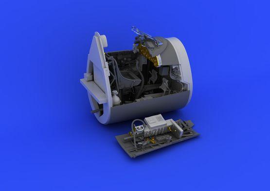 F4U-1A kokpit 1/32  - 4
