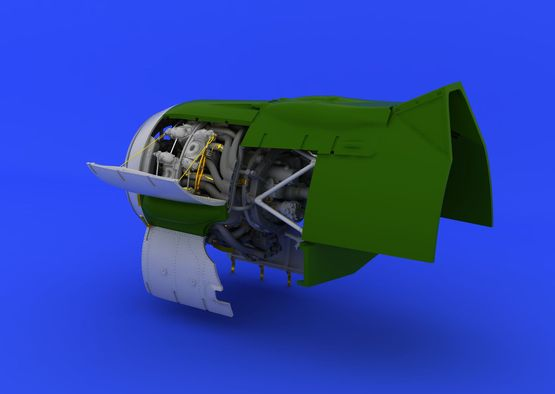 Fw 190F-8 engine  1/32 1/32  - 4