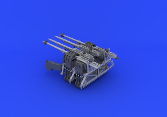 Mosquito FB Mk.VI gun bay  1/32 1/32  - 4