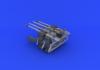 Mosquito FB Mk.VI gun bay  1/32 1/32 - 4/6