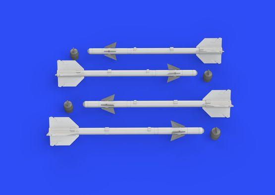 AIM-9B Sidewinder 1/32  - 4