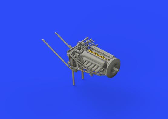 Mosquito FB Mk.VI pravý motor 1/32  - 4