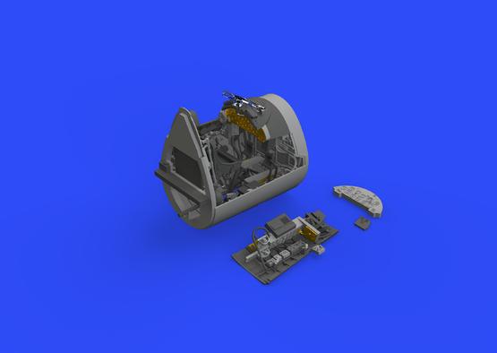 F4U-1D cockpit 1/32  - 4