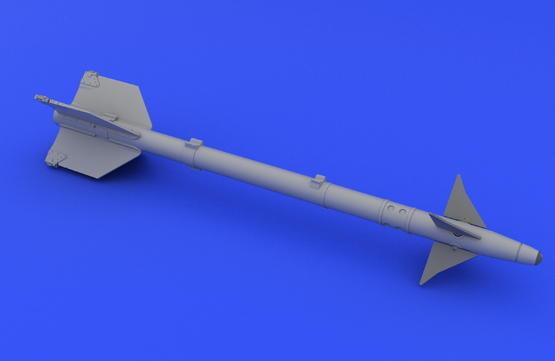 AIM-9M/L サイドワインダー 1/48  - 4