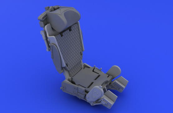 MiG-21 seat late 1/48  - 4