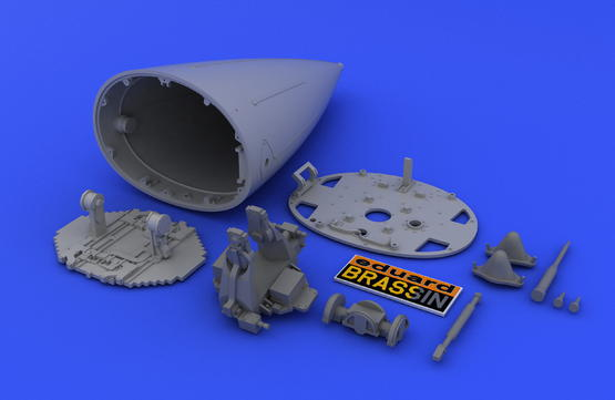 F-16 radar early 1/48  - 4