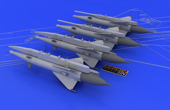 RS-2US / AA-1 Alkali 1/48  - 4
