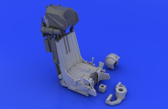 МиГ-29 кресло, ранний вариант 1/48  - 4